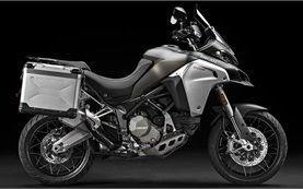 Ducati Multistrada 1200 Enduro - motorbike rental Barcelona