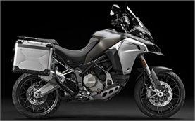 Ducati Multistrada 1200 Enduro - motorbike rental Malaga