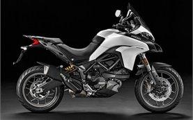 Ducati Multistrada 950 - motorbike rental Barcelona