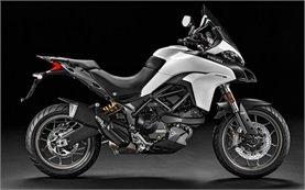 Ducati Multistrada 950 - motorbike rental Malaga
