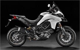 Ducati Multistrada - Motorradvermietung Flughafen Rom
