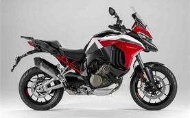 Ducati Multistrada V4 - наем на мотор в Женева
