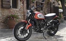 Ducati Scrambler Icon 803 - motorbike rental Split