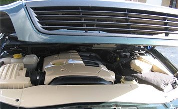 Engine » 2001 Opel Omega