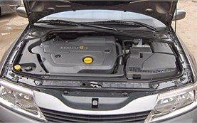 Двигатель » 2005 Рено Лагуна