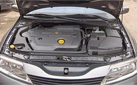 Engine » 2005 Renault Laguna
