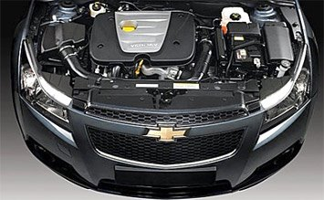 Engine » 2011 Chevrolet Cruze AUTO