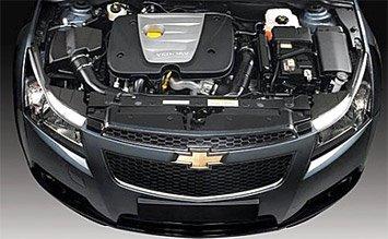 Двигатель »  2011 Шевроле Круз Автомат