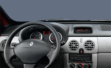 Equipment » 2007 Renault Kangoo