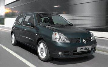 Exterior » 2003 Renault Clio