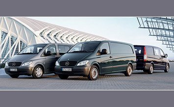 Exterior » 2005 Mercedes Vito 8+1
