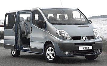 Exterior » 2005 Renault Trafic
