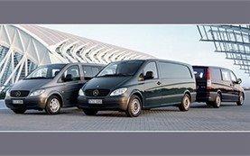 Exterior » 2007 Mercedes Vito 8+1