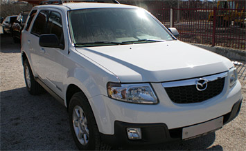Front » 2008 Mazda Tribute 4x4 Automatic