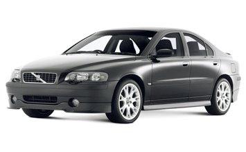 Вид спереди » 2004 Вольво S80