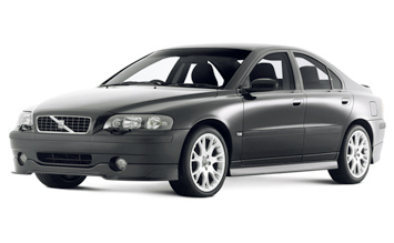 Front view » 2004 Volvo S80