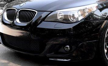 Вид спереди » 2005 БМВ 525