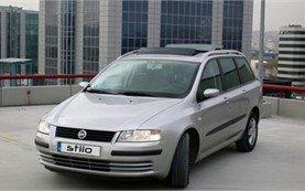 Front view » 2005 Fiat Stilo SW