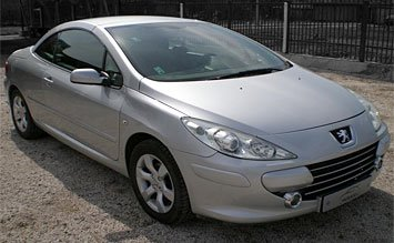 Front view  » 2006 Peugeot 307 CC