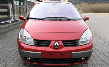 Front view » 2006 Renault Scenic