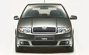 Front  view » 2006 Skoda Fabia