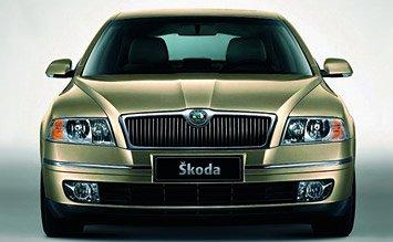 Front  view » 2006 Skoda Octavia Sedan