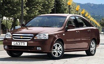 Front view » 2007 Chevrolet Lacetti Auto