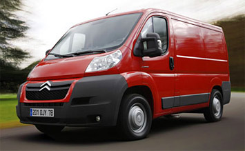 Front view » 2007 Citroen Jumper Cargo