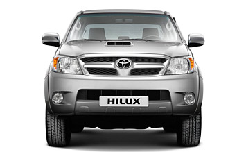 Front  view » 2007 Toyota Hilux