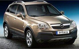 Front view » 2008 Opel Antara 4x4