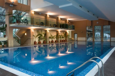 Indoor Swimming Pool Velina Hotel