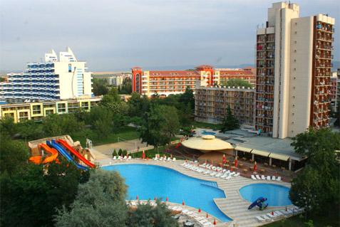 Iskar Hotel Sunny Beach