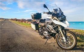 Ruta en moto por el Mar Negro