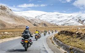 BMW Tibet tours