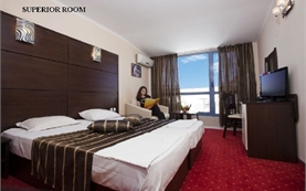 Double room SUPERRIOR - Royal Hotel