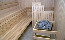 Finish sauna » Pine Trees