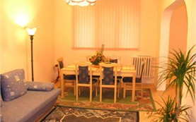 Knyaz apartment - Dining room