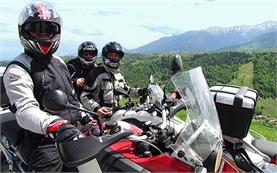 Weekend motorcycle tour in Bulgaria