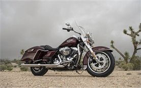 Harley-Davidson Road King - Motorradvermietung Cannes