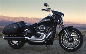 Harley-Davidson Sport Glide - rent a motorbike in France