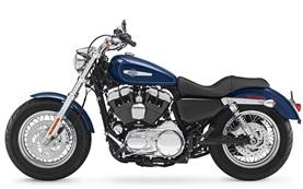 Harley Davison Sportster 1200 - Motorradvermietung Zypern