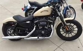 Harley Davison Sportster Iron 883 - Motorradvermietung Zypern