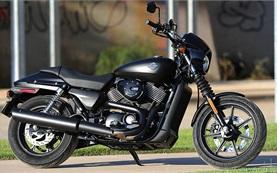 Harley-Davidson Street 750 - rent motorbike Cyprus