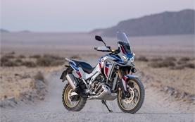 Honda Africa Twin CRF1100L DCT - мотор под наем Барселона