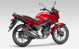 Honda CB125F - Motorrad mieten Madeira - Funchal