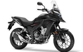 Honda CB500X - мотоцикл напрокат в Барселоне, Испании