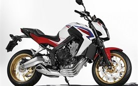 HONDA CBF650 bike rental in Turkey