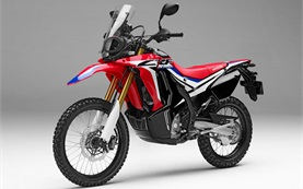Honda CRF 250 Motorradvermietung in Marokko Marrakesch
