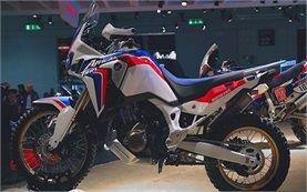 Honda CRF1000L AFRICA TWIN motorbike rental in Istanbul