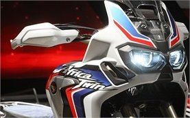 Honda CRF1000L AFRICA TWIN Motorradverleih in Cannes